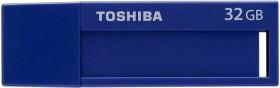 Toshiba TransMemory U302 blau 32GB, USB-A 3.0 (THN-U302B0320M4/THN-U302B0320MF)
