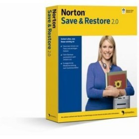 NortonLifeLock Norton save & Restore 2.0 (German) (PC) (11486889)