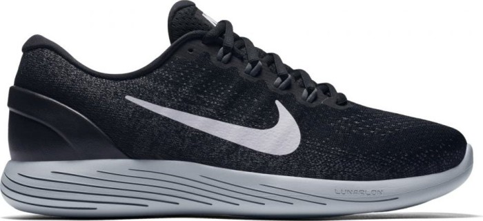 d80dccc17a1 Nike Lunarglide 9 black dark grey wolf grey white (men) (904715-001 ...