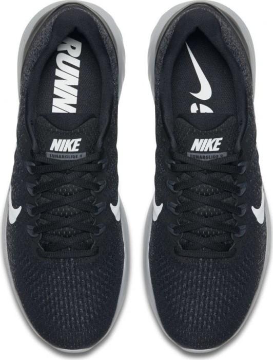 94424a654635e Nike Lunarglide 9 black dark grey wolf grey white (men) (904715-001)  starting from £ 72.00 (2019)