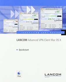Lancom Advanced VPN Client (multilingual) (MAC) (61606)