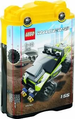LEGO Racers - Lime Racer (8192) -- via Amazon Partnerprogramm