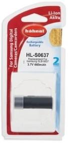Hähnel HL-S0637 Li-Ion battery (1000 190.7)