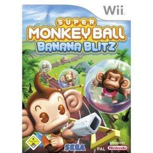 Super Monkey Ball - Banana Blitz (englisch) (Wii)
