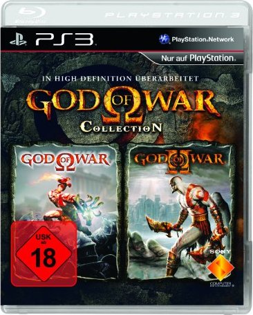 God of War Collection (deutsch) (PS3) -- © bepixelung.org