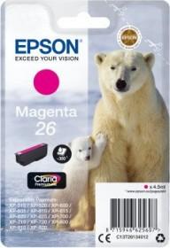 Epson Tinte 26 magenta (C13T26134010)