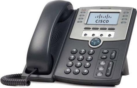 Cisco SPA509G VoIP phone -- via Amazon Partnerprogramm
