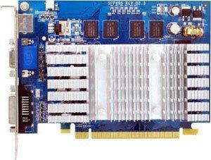 Sparkle GeForce 9400 GT, 512MB DDR2, VGA, DVI, TV-out (SF-PX94GT512U2-HP Passive)