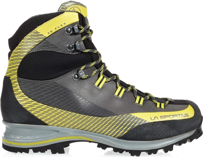 a18ac34b1f4 La Sportiva Trango TRK Leather carbon/green (men)