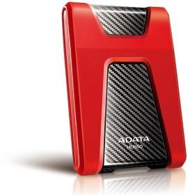ADATA HD650 rot 1TB, USB 3.0 Micro-B (AHD650-1TU3-CRD)