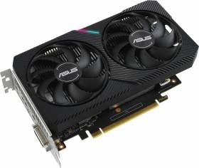 ASUS Dual GeForce GTX 1650 OC Mini, DUAL-GTX1650-O4GD6-MINI, 4GB GDDR6, DVI, HDMI, DP (90YV0EH6-M0NA00)