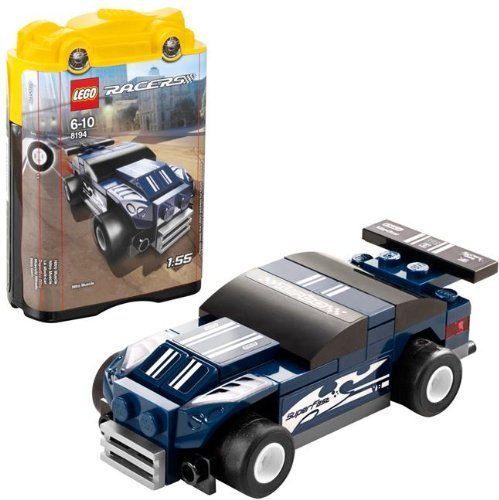LEGO - Racers - Nitro Muscle (8194) -- via Amazon Partnerprogramm