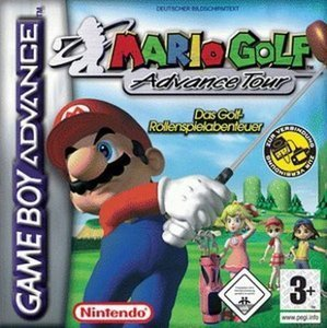 Mario Golf - Advance Tour (GBA)