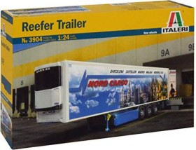 Italeri Reefer Trailer (3813S)
