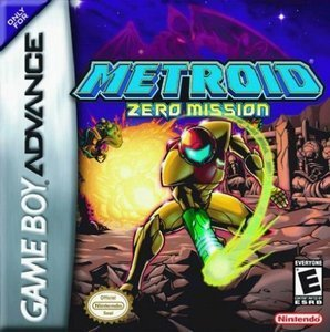 Metroid Zero Mission (GBA)