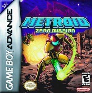 Metroid Zero Mission (GBA)