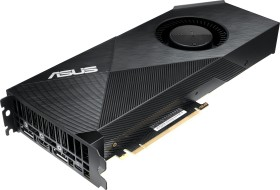 ASUS Turbo GeForce RTX 2080 Ti, TURBO-RTX2080TI-11G, 11GB GDDR6, HDMI, 2x DP, USB-C (90YV0C40-M0NM00)