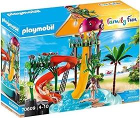playmobil Family Fun - Aqua Park mit Rutschen (70609)