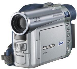 Panasonic VDR-M30 silver