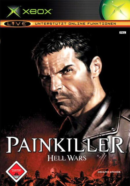 Painkiller - Heaven's got a Hitman (German) (Xbox) -- via Amazon Partnerprogramm