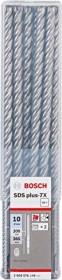 Bosch SDS-plus-7X Hammerbohrer 10x200x265mm, 30er-Pack (2608576198)
