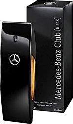 Mercedes-Benz Club Black Eau De Toilette, 100ml