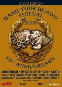 Bang Your Head Festival 2005 (DVD)