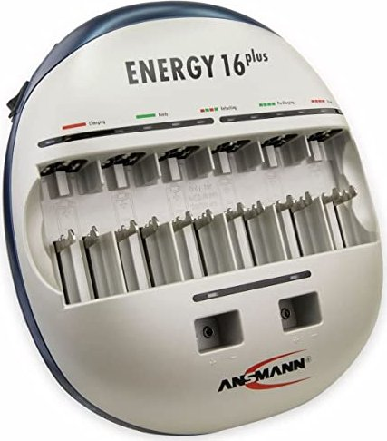 Ansmann Energy 16 (5207123) -- via Amazon Partnerprogramm
