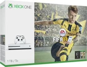 Microsoft Xbox One S - 1TB FIFA 17 Bundle weiß