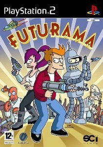 Futurama (German) (PS2)