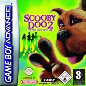 Scooby Doo 2 - Die Monster sind los (GBA)