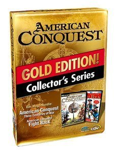 American Conquest Gold (German) (PC)