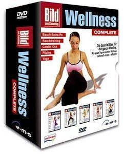 bild am sonntag wellness spezial complete box ab 20 98. Black Bedroom Furniture Sets. Home Design Ideas