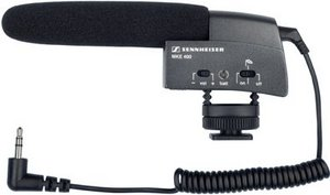 Sennheiser MKE 400 (502047)