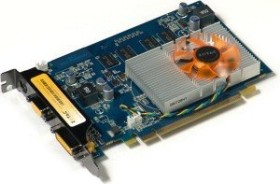 Zotac GeForce 9400 GT, 512MB DDR2, VGA, DVI, S-Video (ZT-94TEH2P-FSL)