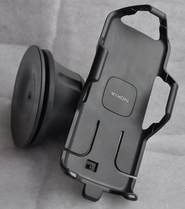 Nokia CR-119 device holder with suction foot -- http://bepixelung.org/14245