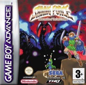 Shining Force - Auferstehung des schwarzen Drachen (GBA)
