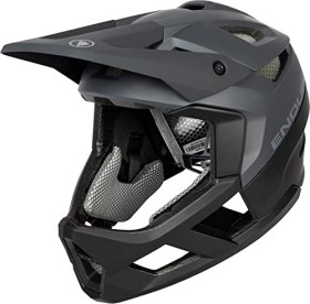 Endura MT500 Fullface-Helm schwarz (E1518BK)