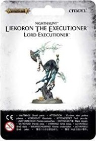 Games Workshop Warhammer Age of Sigmar - Nighthaunt - Liekeron the Executioner (99070207008)