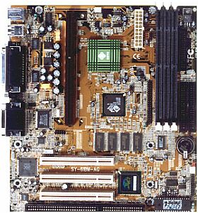 Soyo SY-6IBM, i440BX (SDR)