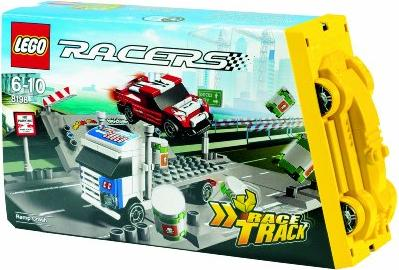 LEGO Racers - Ramp Crash (8198) -- via Amazon Partnerprogramm