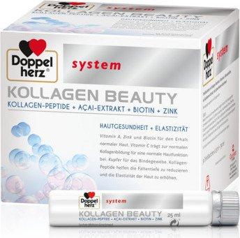 Doppelherz system collagen beauty ampoules, 30 pieces