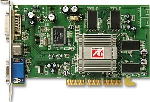 Sapphire Atlantis Radeon 9200, 64MB DDR, DVI, ViVo, AGP (11015-04-x0)