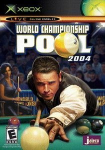 World Championship Pool 2004 (deutsch) (Xbox)