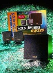 Creative Cambridge SoundWorks CSW320 (51000000AA098)