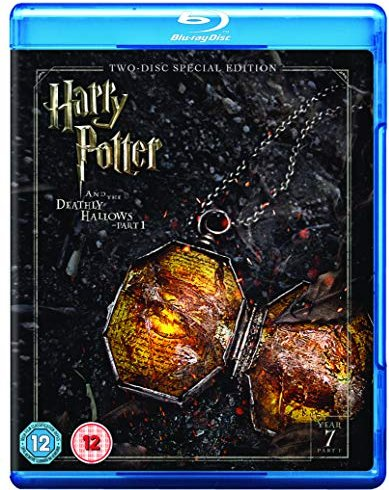 Harry Potter And The Deathly Hallows: Part 1 (Blu-ray) (UK) -- via Amazon Partnerprogramm