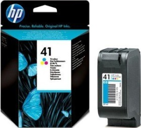 HP Printhead with ink 41 tricolour (51641AE)