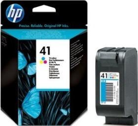 HP Druckkopf mit Tinte 41 dreifarbig (51641AE)