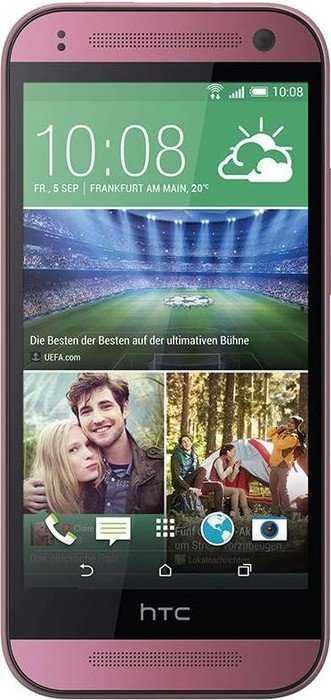 HTC One Mini 2 rosa