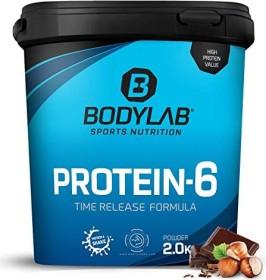 BodyLab24 Protein 6 Schokolade/Haselnuss 2kg